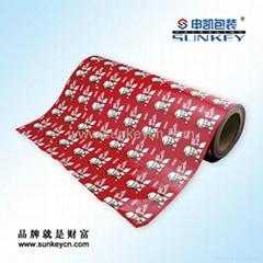 紙鋁復合卷膜