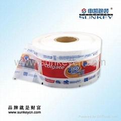固體包裝膜