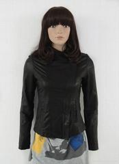 青岛女式皮衣