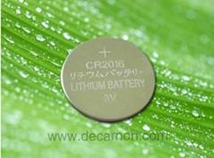 CR2016 Lithium Button Cell