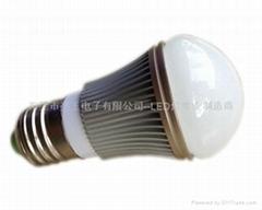 led 球泡燈 5W QP-0507