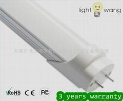 不帶支架led日光燈 T8 1.2米 18瓦