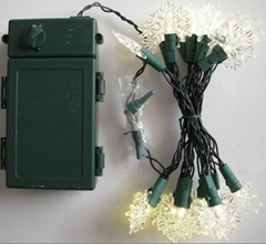 Battery-Operated LED Light String