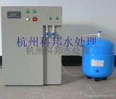 10L實驗室小型去離子水設備