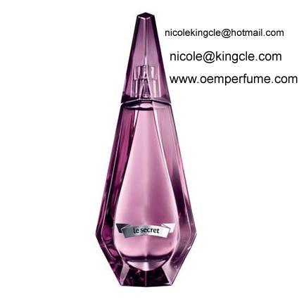 nice shape china glass perfume bottles 3