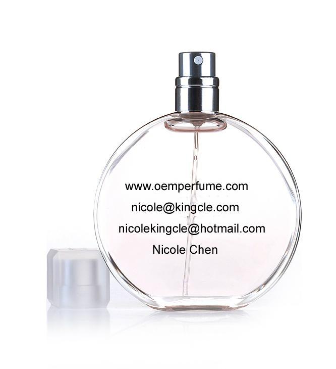 nice shape china glass perfume bottles 4