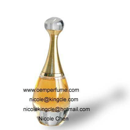 nice shape china glass perfume bottles 5