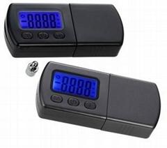 黑膠唱機針壓計