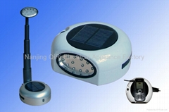 multifunctional solar table lamp