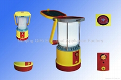 multifunctional solar camping light