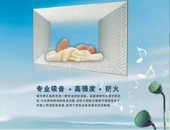 Studio No Asbestos Fiber Cement Ceiling Tiles Calcium Silicate Boards