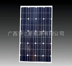 厂家供应高效太阳能组件太阳能蓄电池