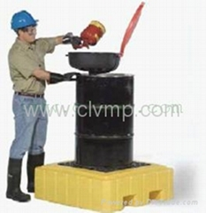 spill pallets - Super spill containment pallets