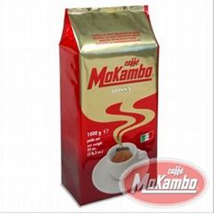 意大利摩金寶紅裝咖啡豆