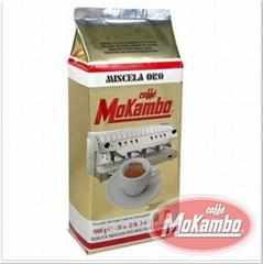 意大利摩金寶金裝咖啡豆