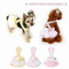 Sweet Candy Cross-Dress