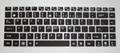 华硕K45笔记本彩色键盘膜 3