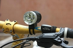 4000lumen bicycle wheel light