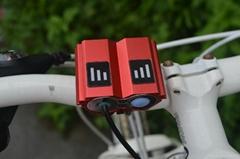2000lumen bicycle wheel light