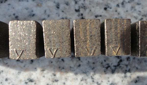 金刚石刀头 1