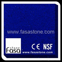 blue quartz countertop for kitchen,bathroom,table