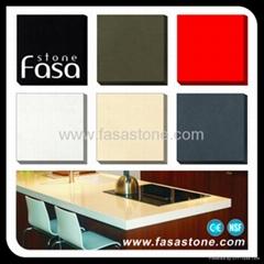 FASA artificial quartz stone for 100% export