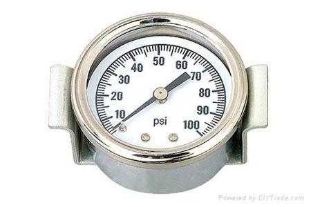 全鋼壓力表 3