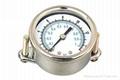 全鋼壓力表 4