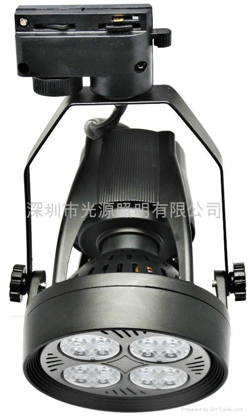 LED-PAR30-35W,LED軌道燈,LEDpar燈,LED射燈 LED天花燈 LED軌道燈 2