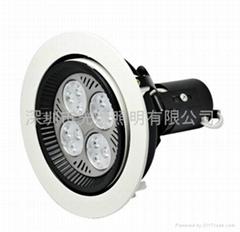LED天花灯,LED-PAR30-25W,LEDpar灯,LED射灯 LED天花灯 LED轨道灯