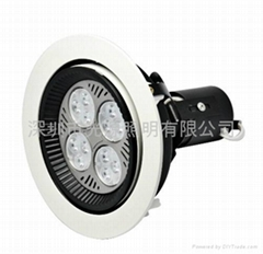 LED天花灯,LED-PAR30-35W,LEDpar灯,LED射灯 LED天花灯 LED轨道灯