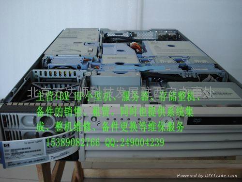 HP 9000  RP3440 HP-UX 小型機   1