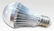 5W球泡灯