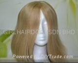 European Remy Human Hair Full Lace Wigs