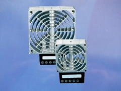 Space saving Fan Heater 400W