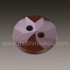 ceramic clothes button