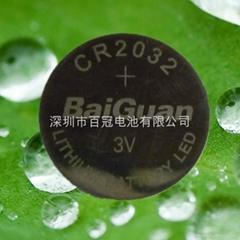电脑主板电池2032