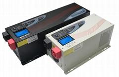 Pure Sine Wave Solar Power Inverter built in battery