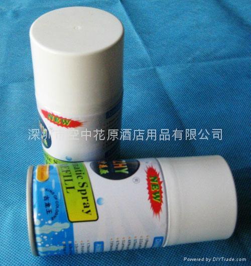 空气清新剂蓝瓶喷香露 2
