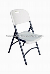 Outdoor Blow Molded Folding Garden Camping Chair