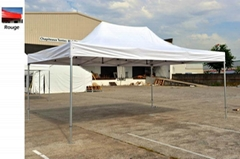 Outdoor Aluminum Folding Hexagonal Tent for Tradeshow