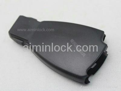 Benz 4-button remote key shell(no logo) 1