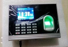 Back up Battery Fingerprint Time Clock KO-M8