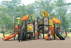 2012 new design outdoor playground