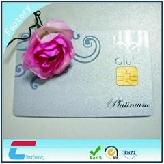 SLE5542 SLE5528 Contact Smart Card
