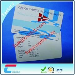 125Khz LF Proximity Smart Card