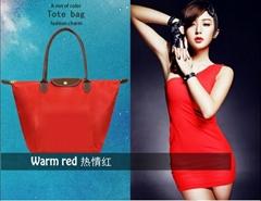 時尚折疊購物袋