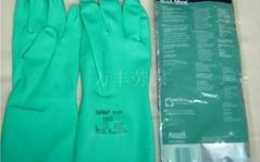 橡胶防化手套