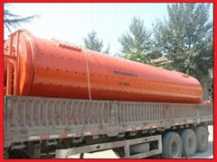 ISO Quality Approve Ball Mill 1830x7000