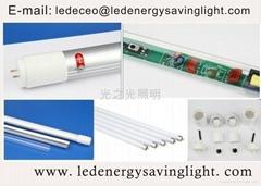 13W 900mm  tube in tube energy saving lamp